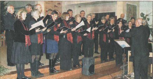 A-cappella Musik alter Meister zum Thema Mutter Gottes - Bild Melanie Wader